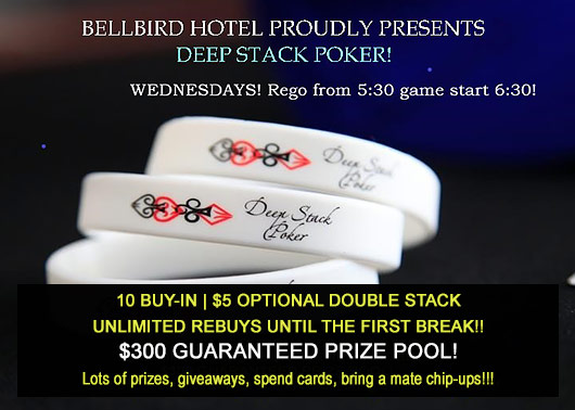Bellbird Hotel Poker Venue NSW