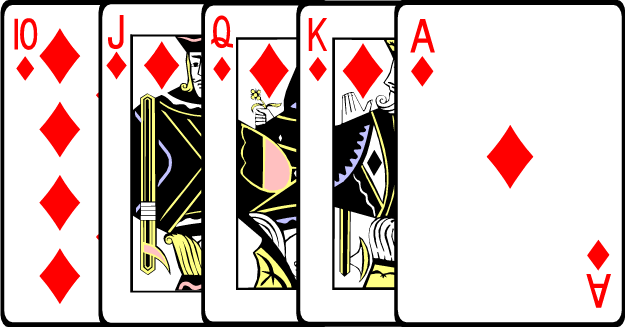 A Royal Flush